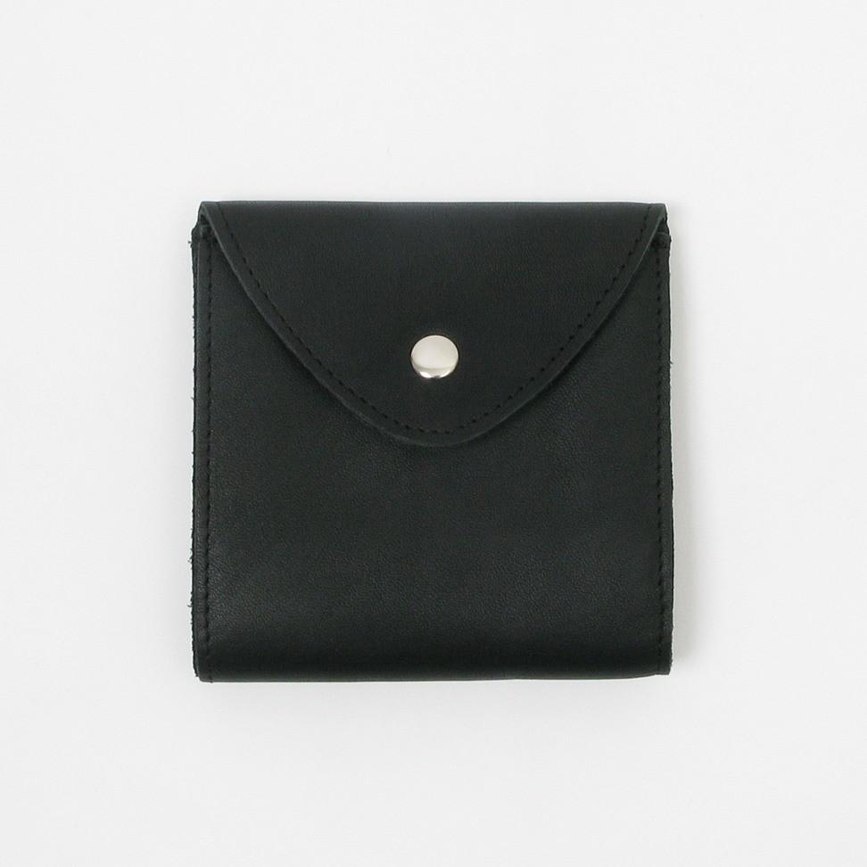 Wood Wood Pocket Wallet - Sort