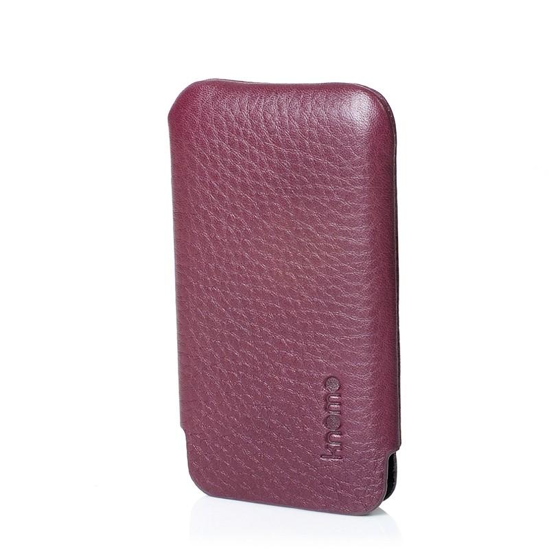 Knomo iPod Touch Læder Sleeve - Rød