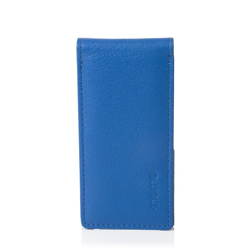 Knomo iPod Nano 5G Læder Flip Case - Blå