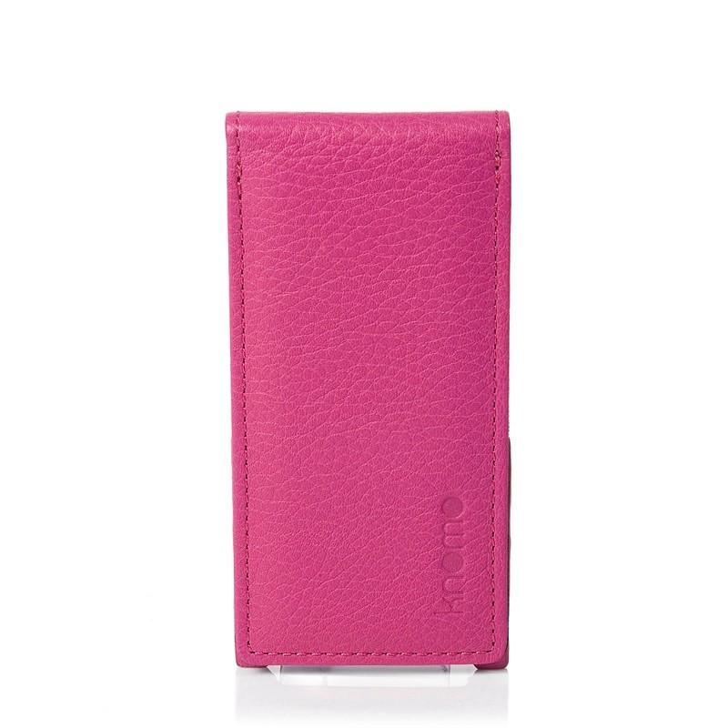 Knomo iPod Nano 5G Læder Flip Case - Pink