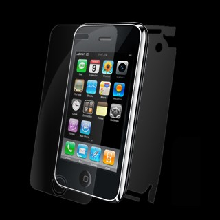invisibleSHIELD™ Full Body MAXIMUM til iPhone 3G / 3GS
