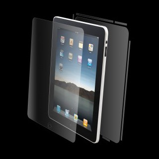 invisibleSHIELD™ Full Body MAXIMUM til iPad Wifi + 3G