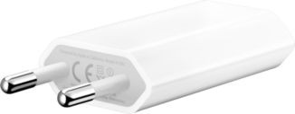 Apple 5W USB Power Adapter - Hvid