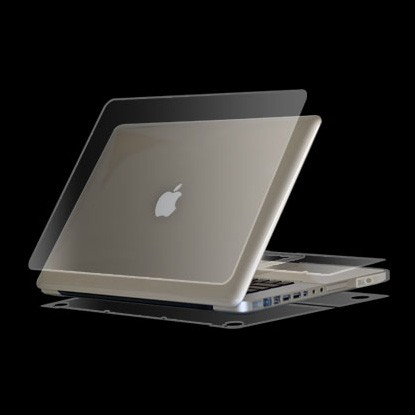 "invisibleSHIELD™ Full Body til Apple MacBook Alu 13"" 2nd Gen. Unibody 2008-2009"