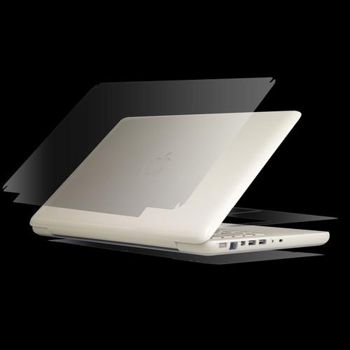"""invisibleSHIELD™ Full Body til Apple MacBook 13"""" White Unibody 2009-2011"""