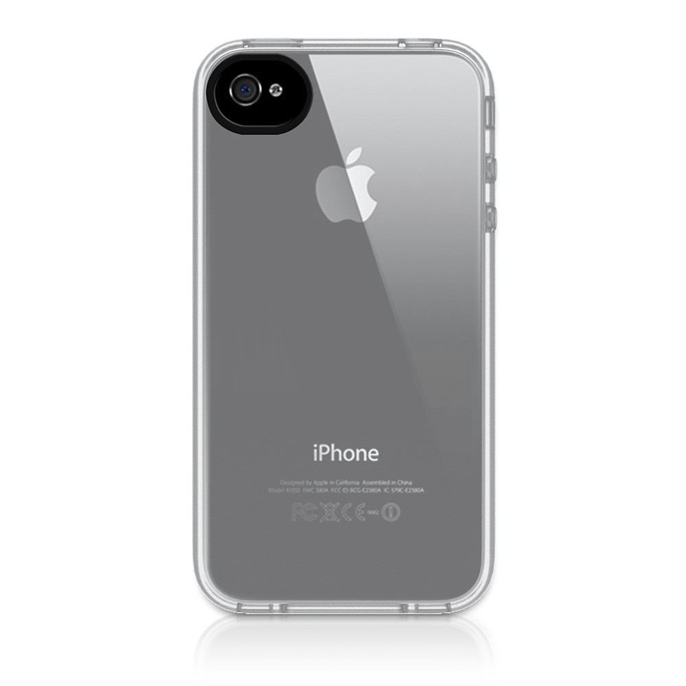 Belkin Case Vue Transparrent Clear til iPhone 4/4S - Transparent