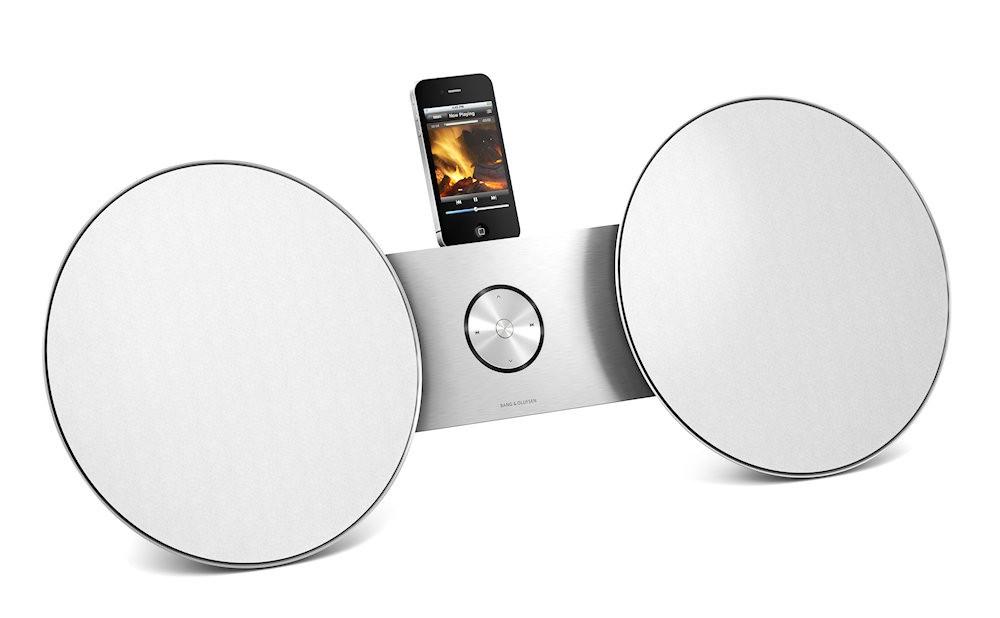 B&O BeoSound 8 iPod/iPhone/iPad Docking - Hvid **DK'S BILLIGSTE**