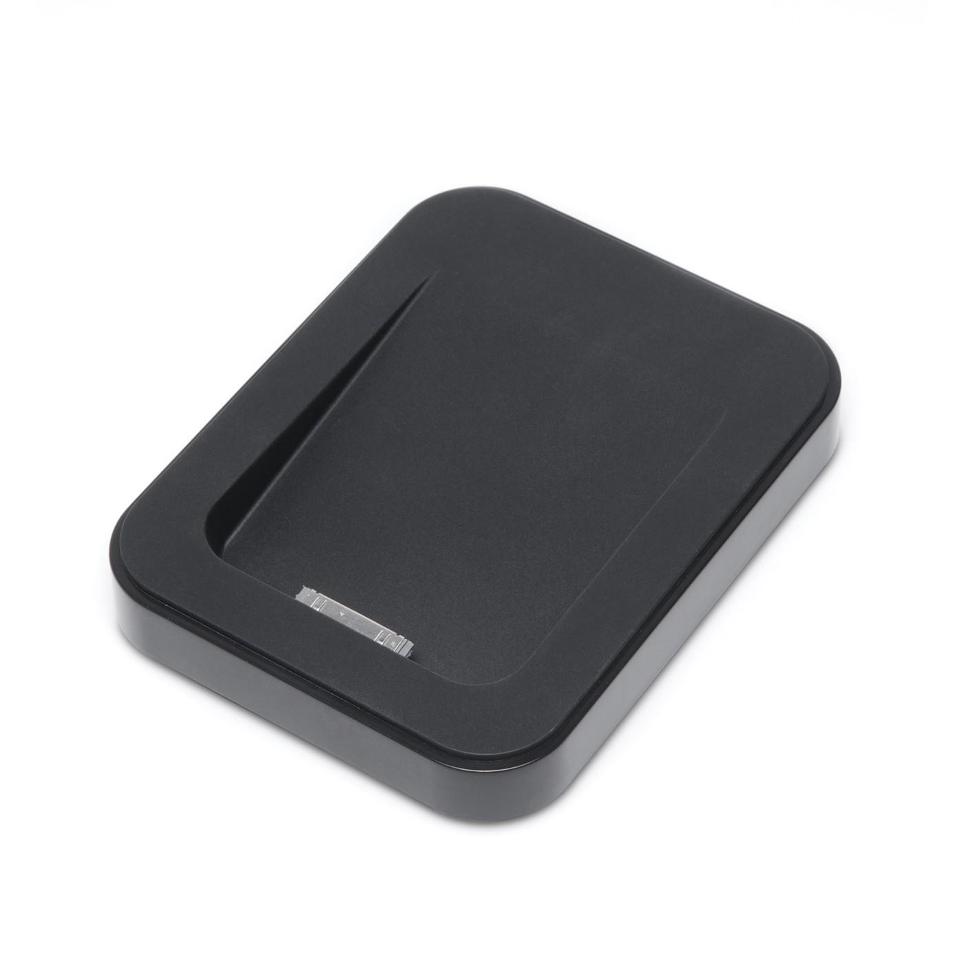 Bluelounge Saidoka 30-Pin iPhone / iPod Dock - Sort