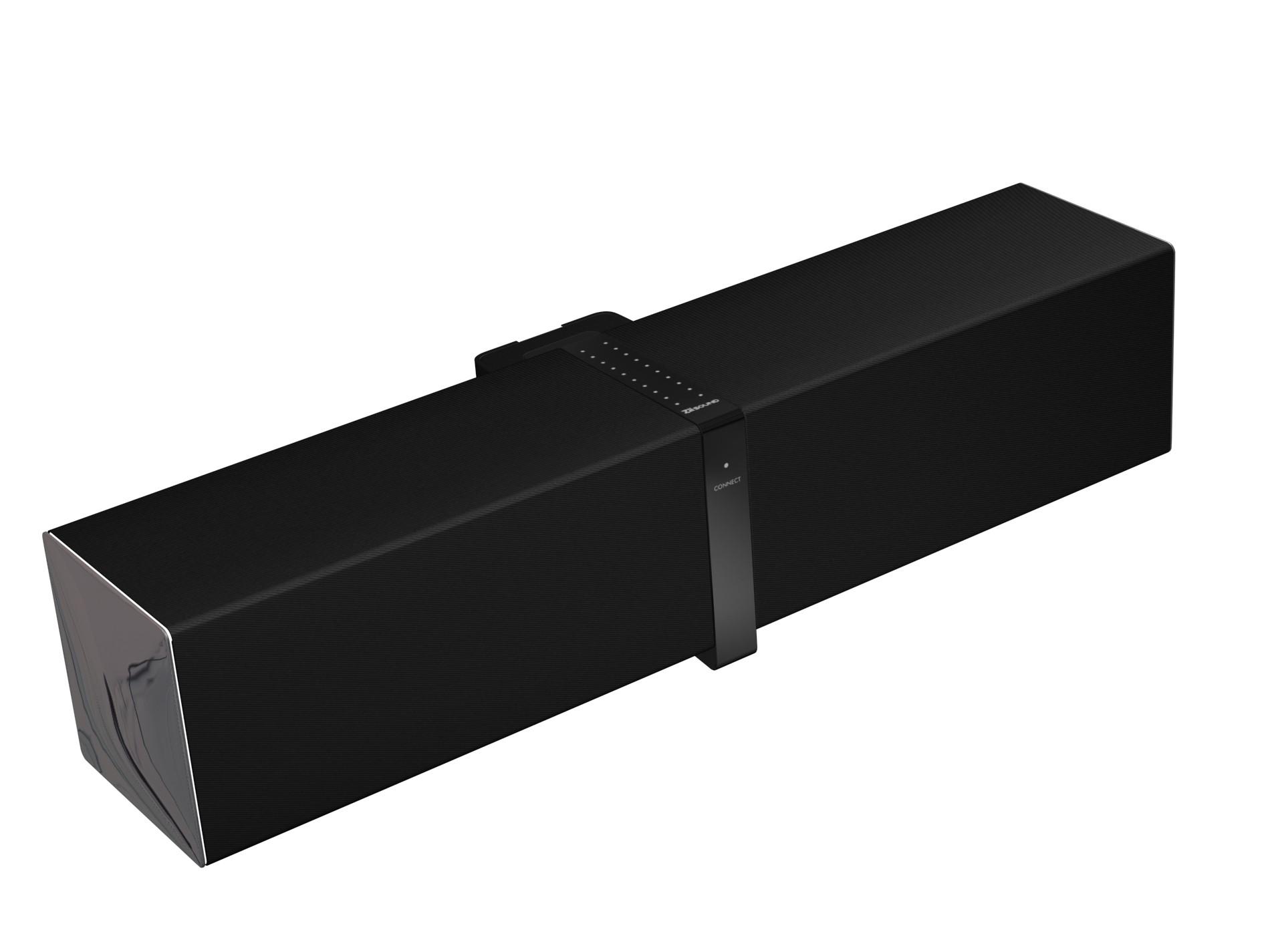 Creative ZiiSound D5 Trådløs højttaler med Apple dock - Sort