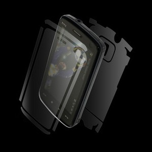 invisibleSHIELD™ Full Body til HTC Touch HD