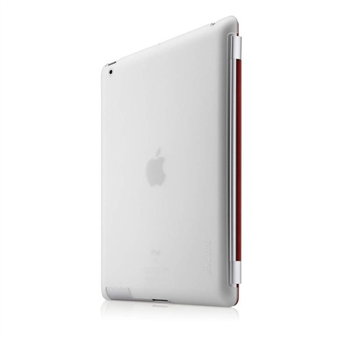 Belkin Slim Snap On Backcover til iPad 2 / 3 / 4 Kompatibel med Smartcover - Clear