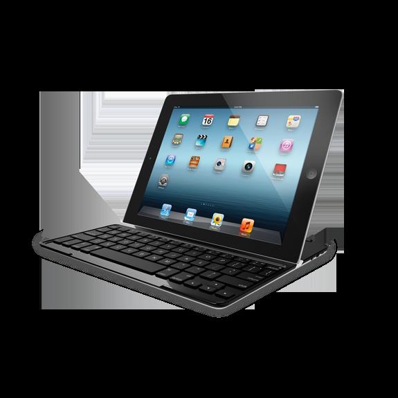 Logitech Ultrathin Keyboard Cover til iPad 2 / 3 / 4 - Med ÆØÅ