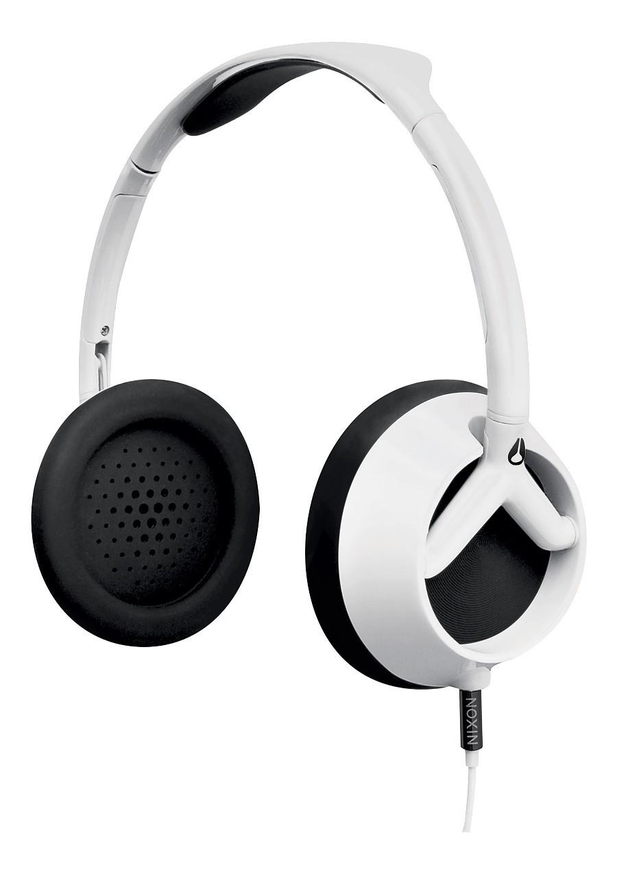 Nixon Trooper Hovedtelefoner - Hvid