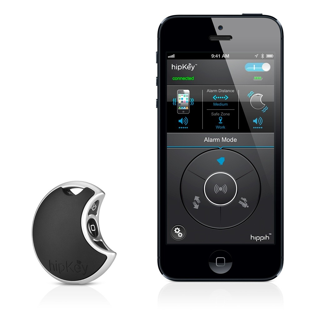 Hippih Hipkey Wireless App Motion Alarm