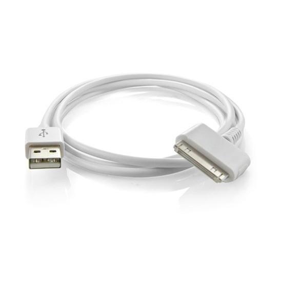 iPod USB Tilslutningskabel til Dataoverførsel og Opladning