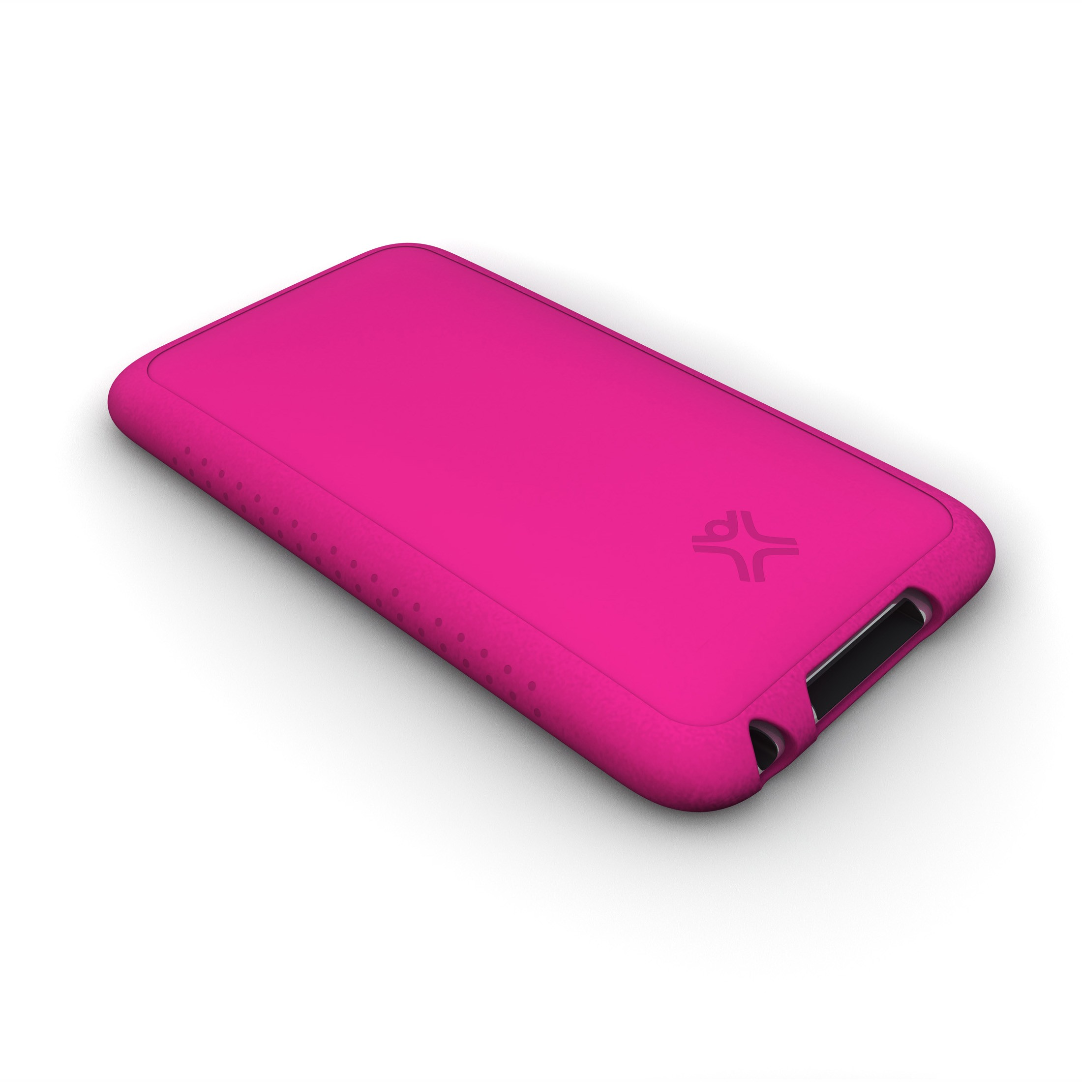 XtremeMac Tuffwrap til iPod Touch 3G Inkl. Skærmfolie - Pink