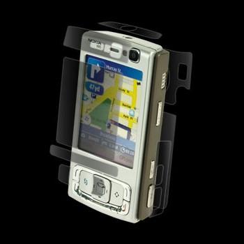 invisibleSHIELD™ Full Body til Nokia N95