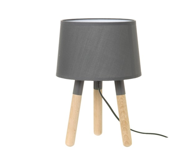 Leitmotiv Table Lamp Orbit - Mørk Grå
