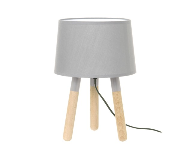 Leitmotiv Table Lamp Orbit - Lys Grå