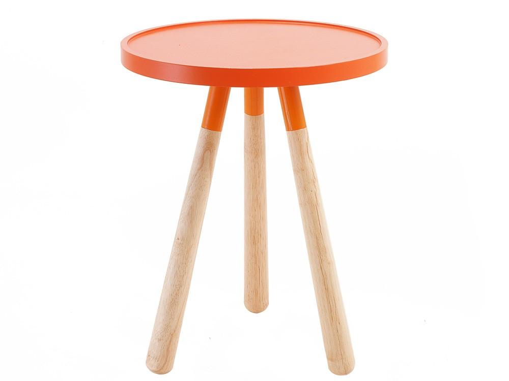 Leitmotiv Orbit Sidebord / Sofabord - Orange
