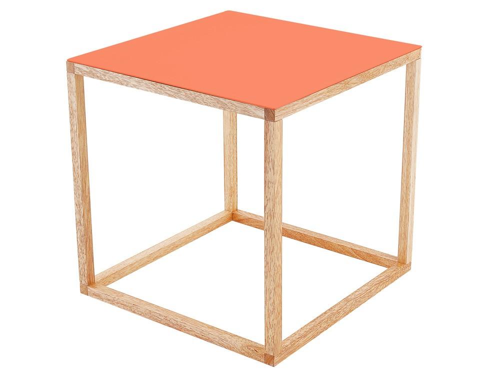 Leitmotiv Cubo Sidebord / Sofabord - Orange