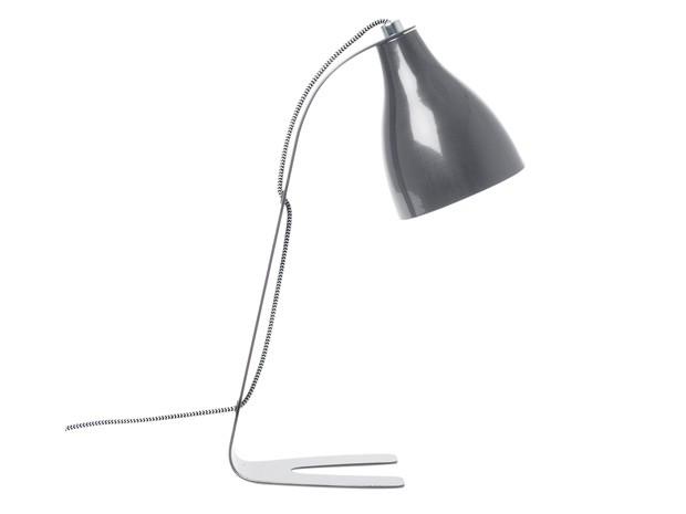 Leitmotiv Table Lamp Barefoot - Grå