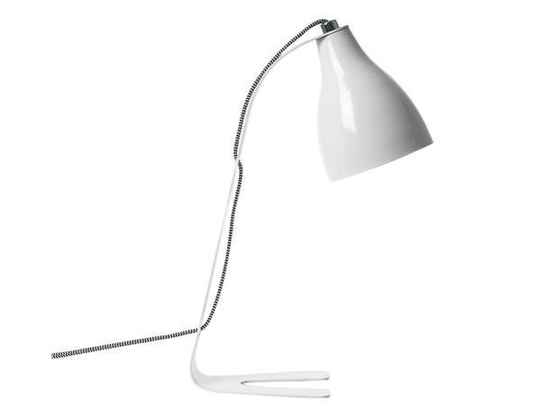 Leitmotiv Table Lamp Barefoot - Hvid