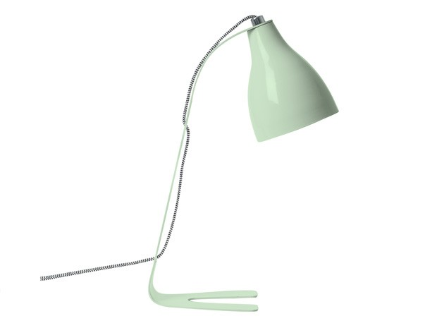 Leitmotiv Table Lamp Barefoot - Mint Grøn