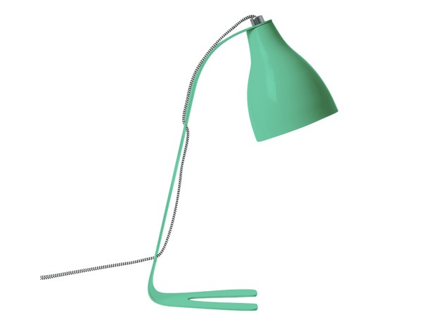 Leitmotiv Table Lamp Barefoot - Smaragd Grøn