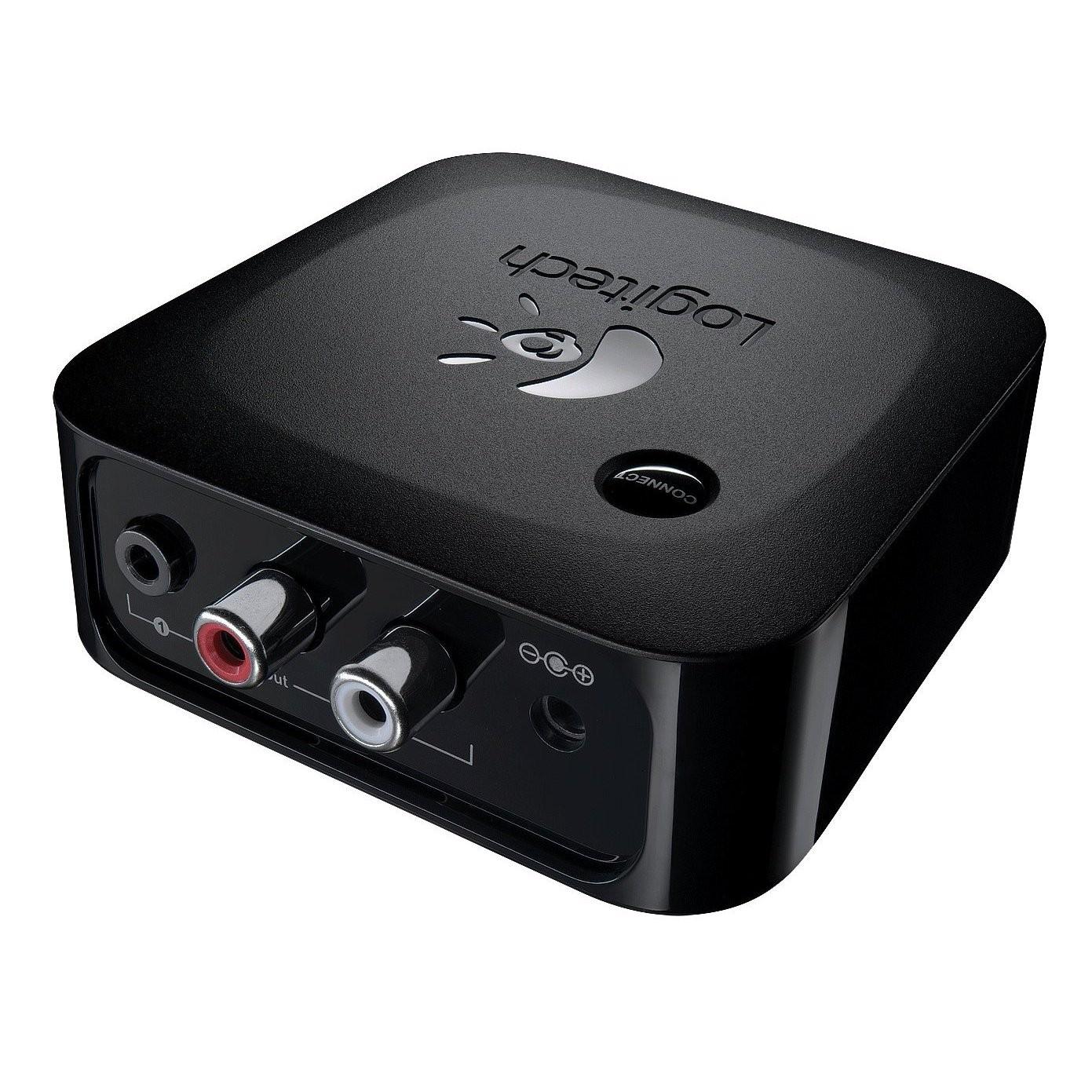Logitech Wireless Speaker Adapter til Bluetooth audio enheder