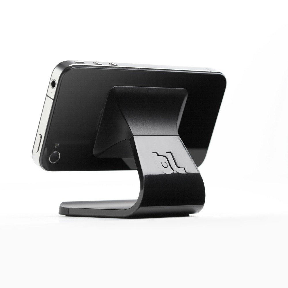Bluelounge Milo Micro-Suction Stand til Smartphones - Sort