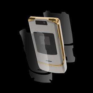 invisibleSHIELD™ Full Body til Motorola RAZR V3