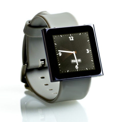 Urrem til iPod Nano 6G - Grå
