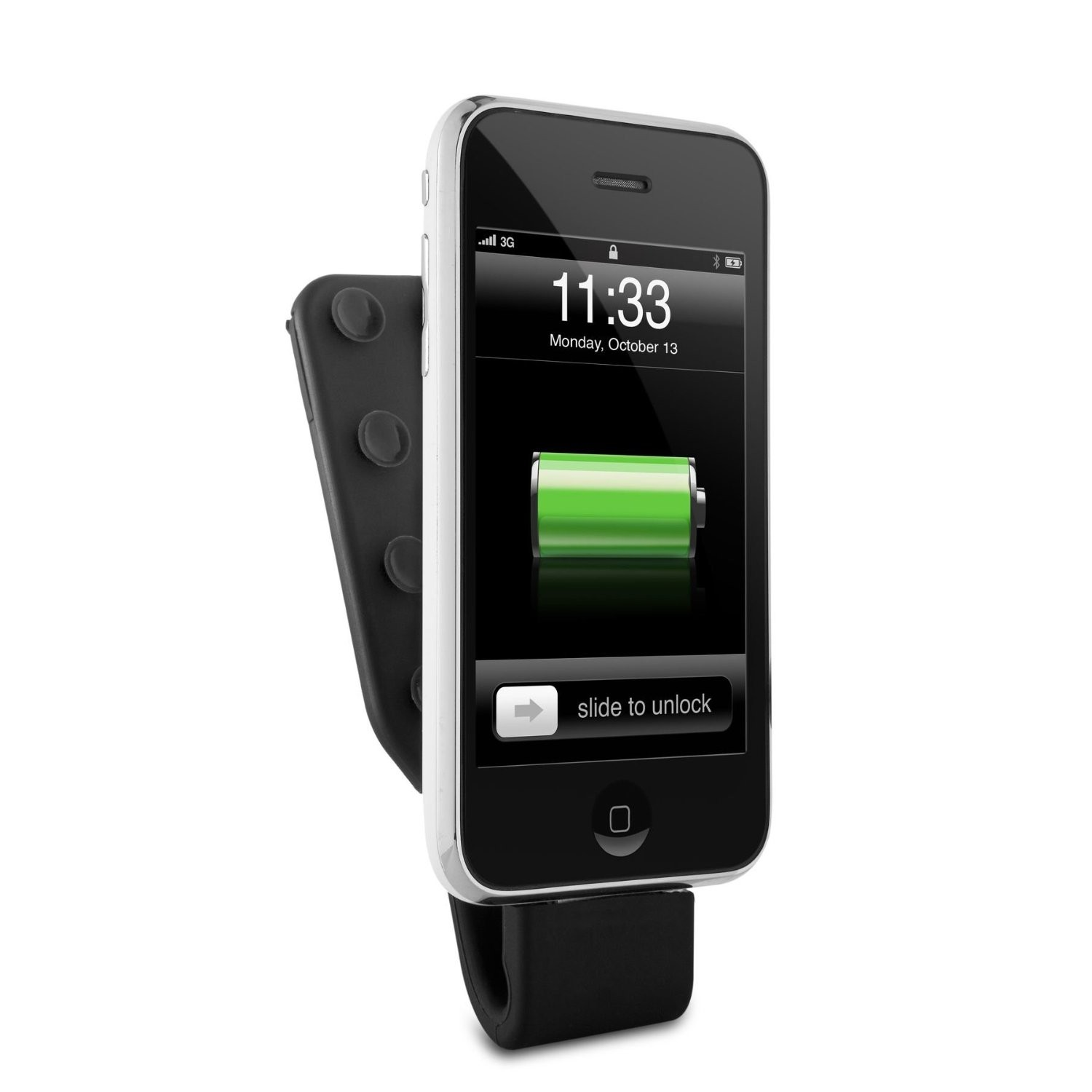 Philips Batteripakke Der Kobles på iPhone og iPod Touch - Sort
