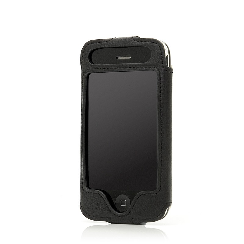 Knomo iPhone 3G/3GS Etui - Sort
