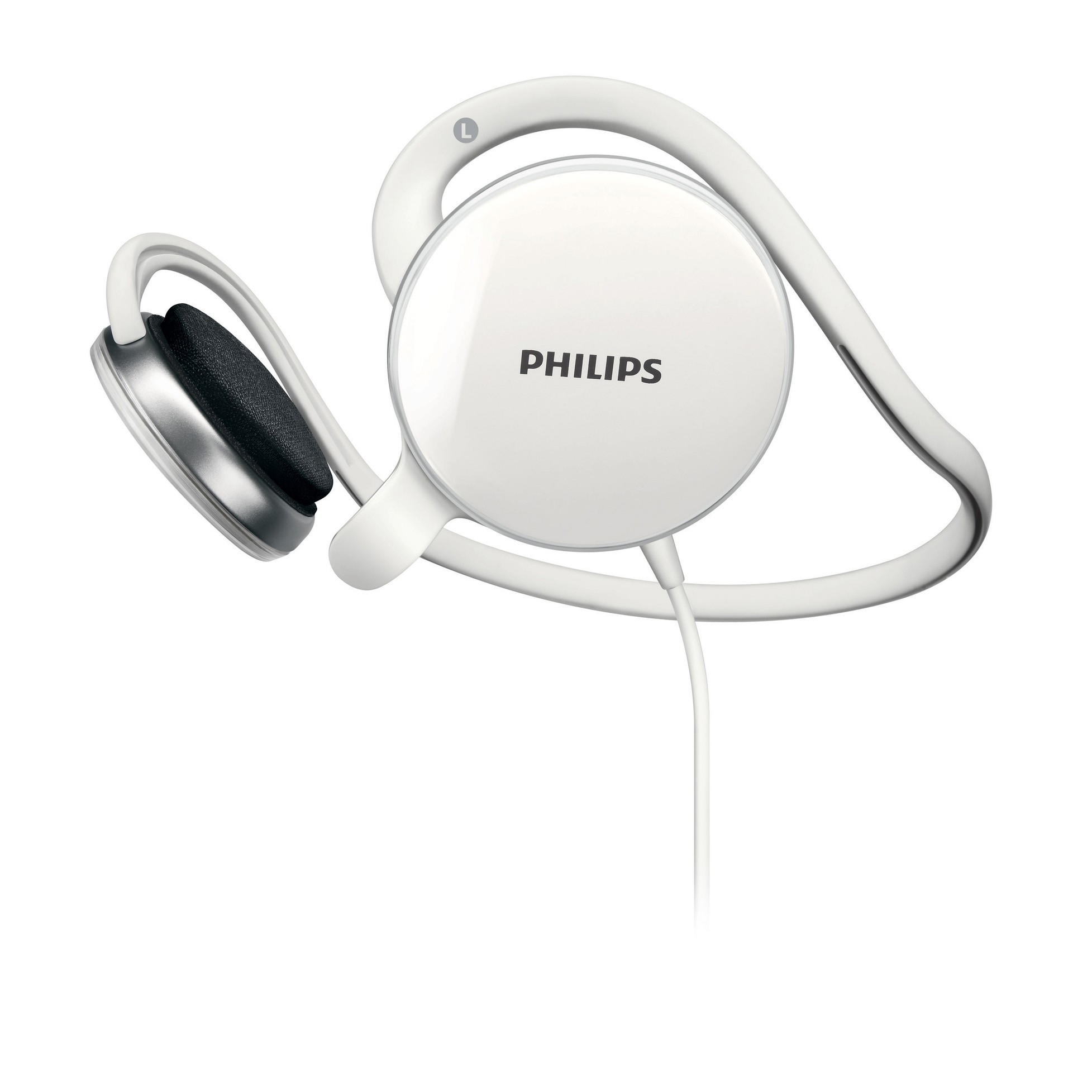 Philips Computer Headset m. Mikrofon - Hvid