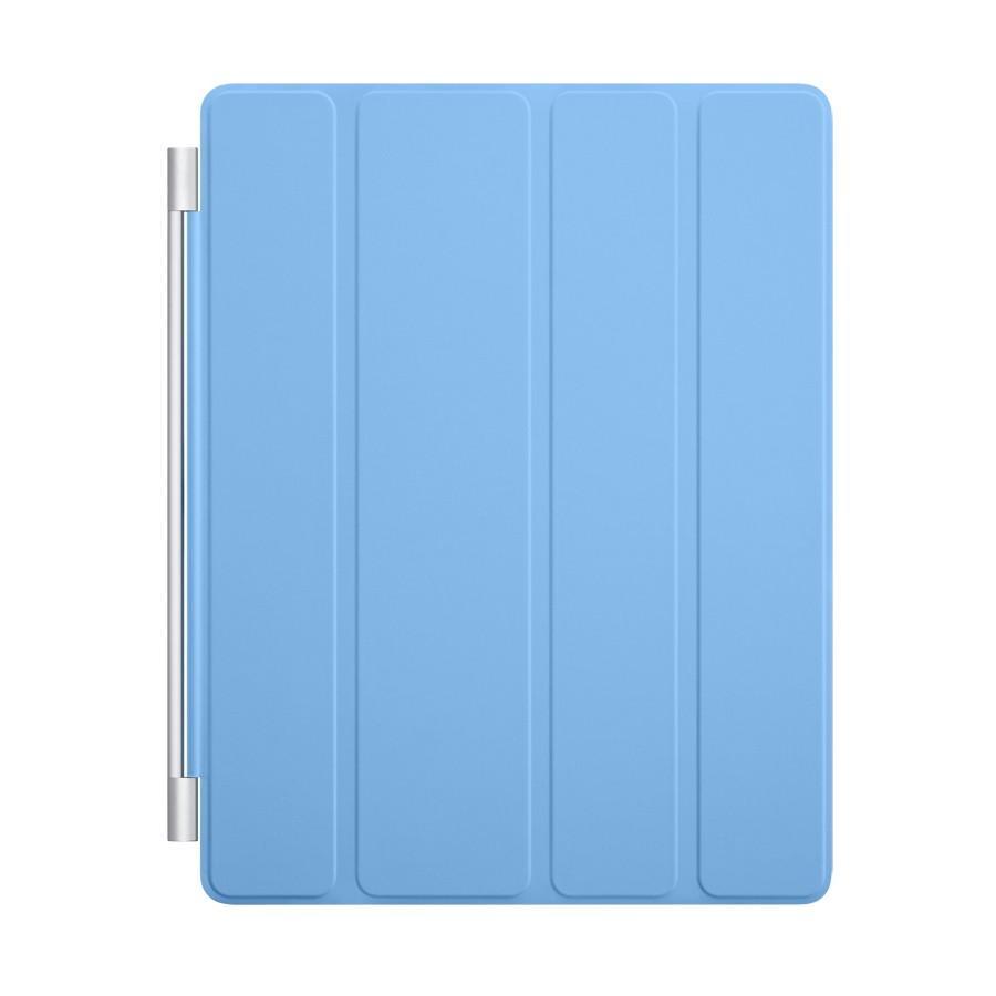 PU Smart Cover til iPad 2 af 3. Parts Producent - Blå