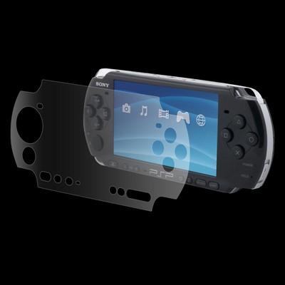 invisibleSHIELD™ Skærm Beskytter til Sony PSP