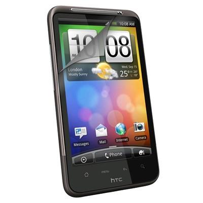 Adapt HTC Desire HD Skærm Beskyttelses Film - Clear