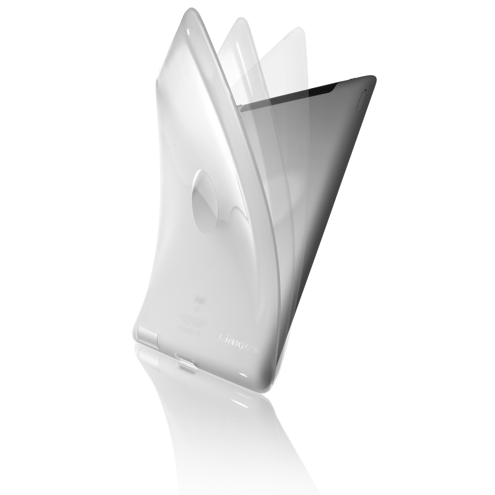 Targus iPad TPU Skin / Cover - Frosted White
