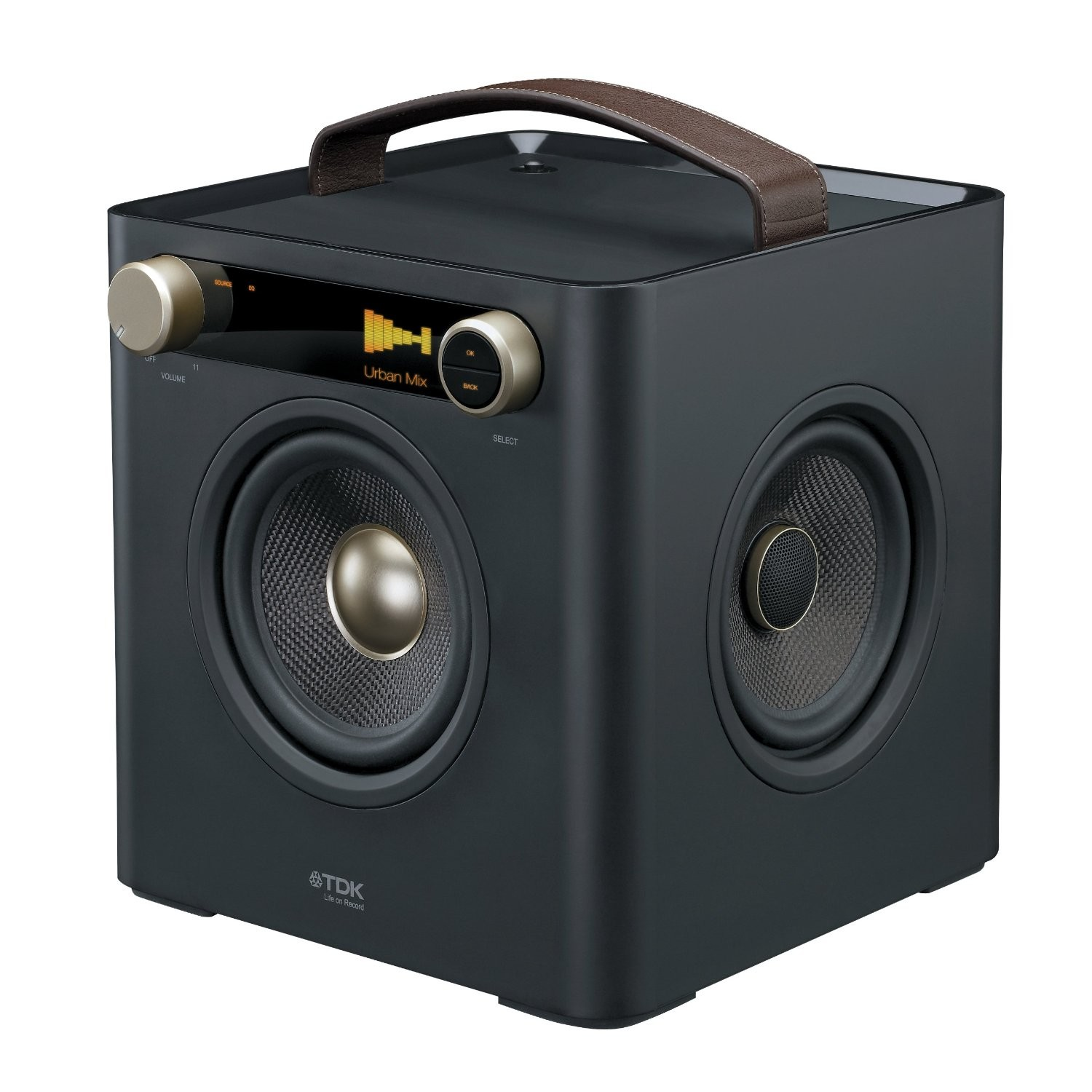 TDK Sound Cube Boombox - Sort