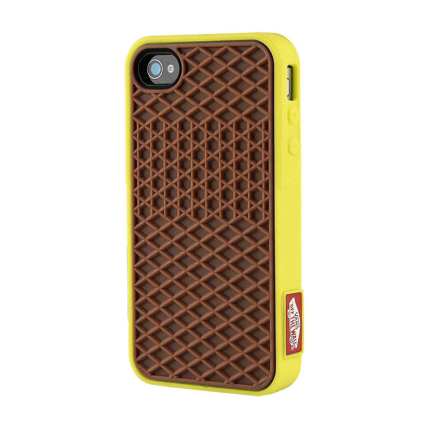 Vans Case til iPhone 4 / 4S - Gul