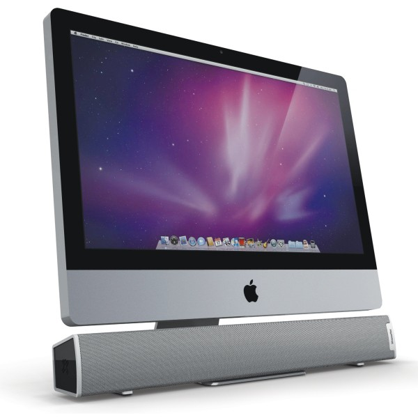 "XtremeMac Tango Bar USB 22"" højttaler til iMac & PC"