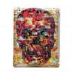Skull Bagcover til iPad (Kompatibel m. Smartcover) - Assort