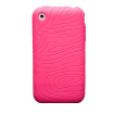 Tykt Gummi Cover til iPhone 3G/3GS - Pink
