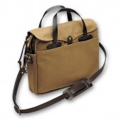 "Filson Original Briefcase Op til 16"" - Dark Tan"