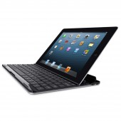 Belkin FastFit Keyboard Cover til iPad 2/3/4 - Sort & Hvid