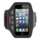 Belkin Easefit Sport Løbearmbånd til iPhone 5 / Touch - Pink
