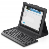 Belkin iPad DK Keyboard Folio Cover til iPad - Sort