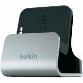 Belkin Charge + Sync Dock med Audio Port til iPhone 5